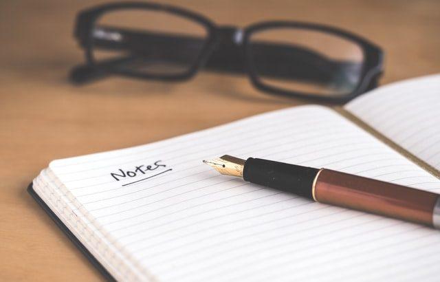 医学部を受験する上で役立つ『間違いノート』の作りかたと注意点